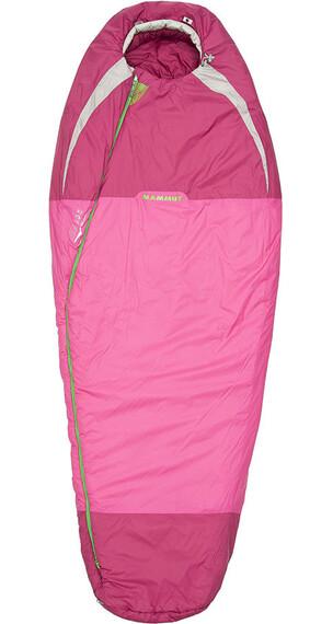 Mammut W's Kompakt MTI 3-Season Sleeping Bag pink-dark pink